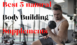 Best 5 natural bodybuilding supplements for Muscle Growth 2022